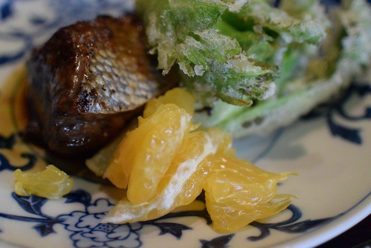 Une bonne recette de tempura